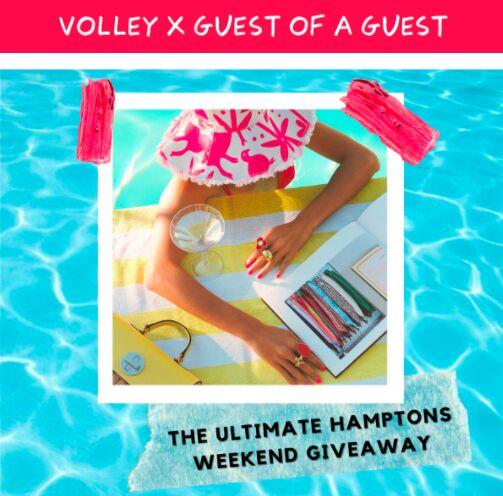 Ultimate Hamptons Weekend Giveaways