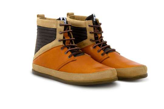 Rugged Winter High Tops