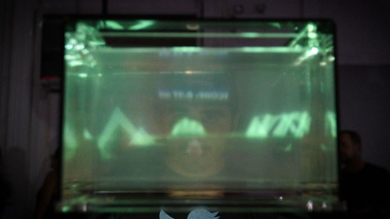 Holographic 3D Displays