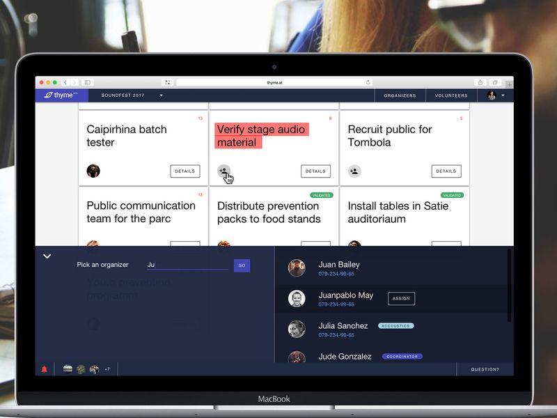 Streamlined Volunteer Platforms