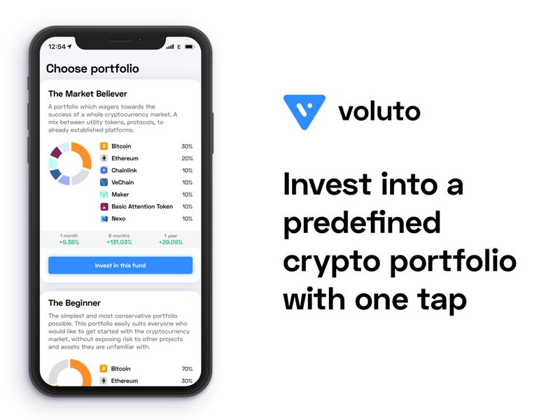 Predefined Crypto Investment Apps
