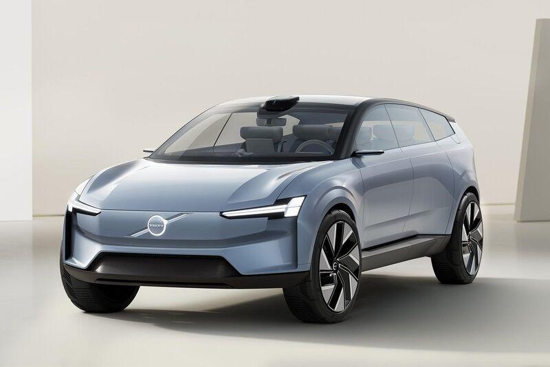 Futuristic Pure-Electric Vehicles