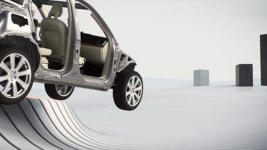 Hyper-Safe SUVs