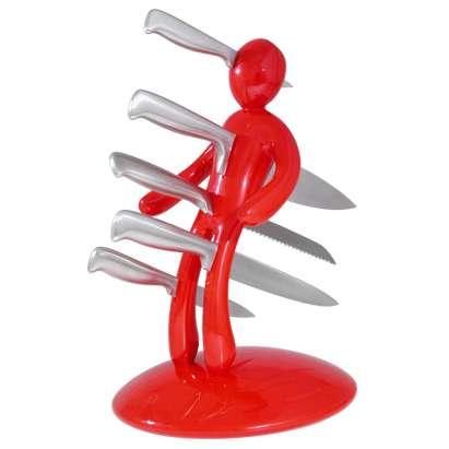 Voodoo Knife Holder by Viceversa