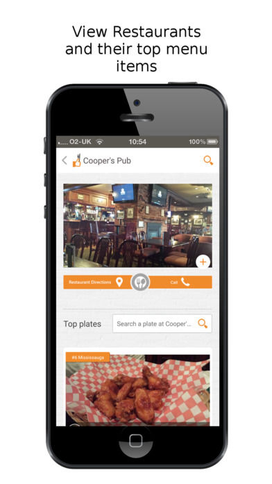 Crowdsourced Menu-Ranking Apps