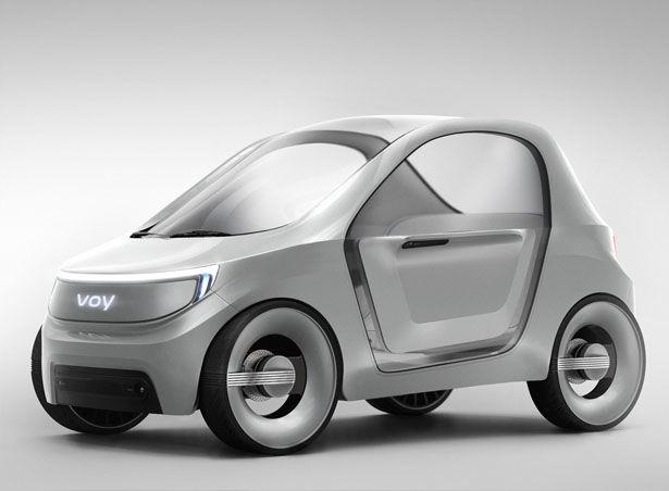 Autonomous Shared Taxi Vehicles