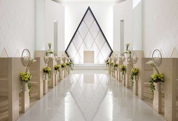Diamond Themed Chapels