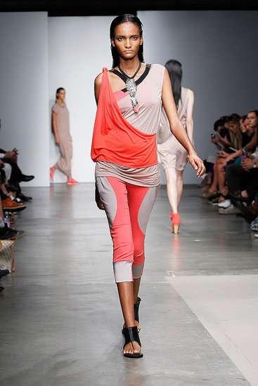 Pretty Pell-Mell Fashion