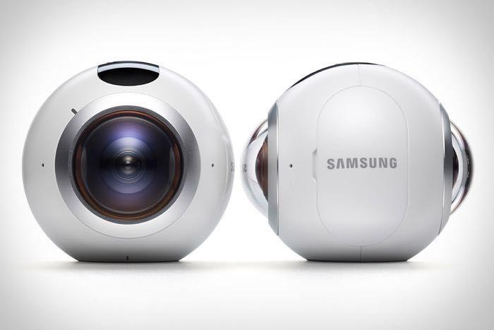 360-Degree VR Cameras