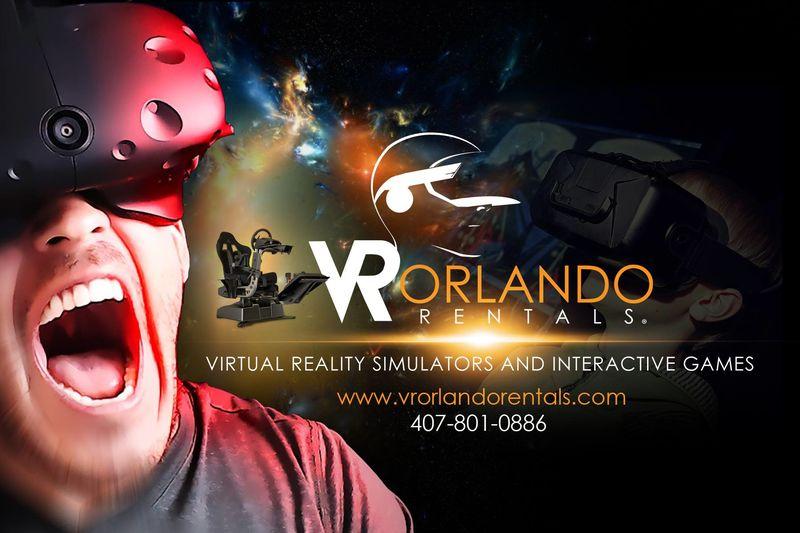 High-End VR Simulators