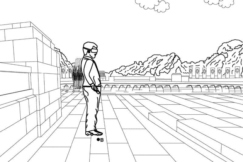 Conceptual VR Shoes