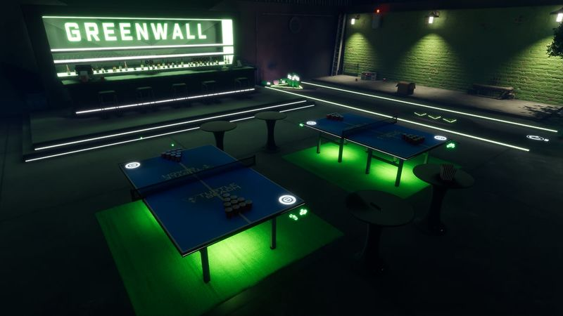 Immersive eSports VR Spaces