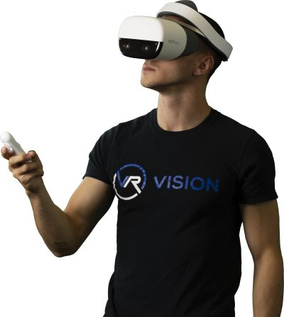 Custom VR Business Content