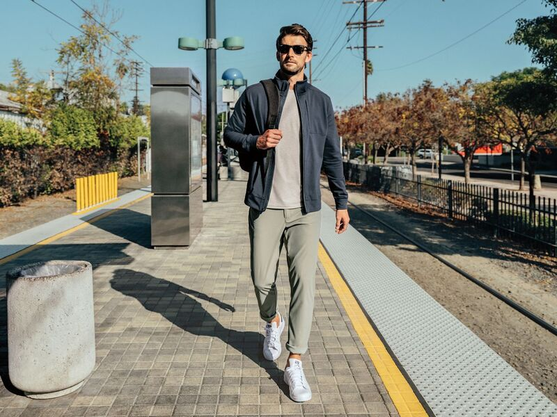 Casual Commuter Activewear
