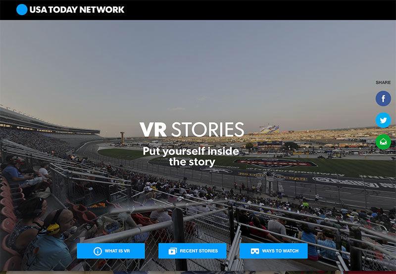 VR News Platforms