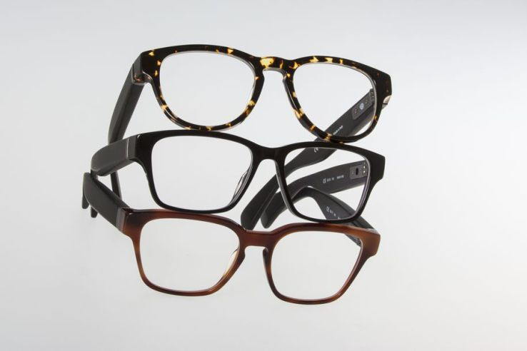 Health-Tracking Eyeglasses