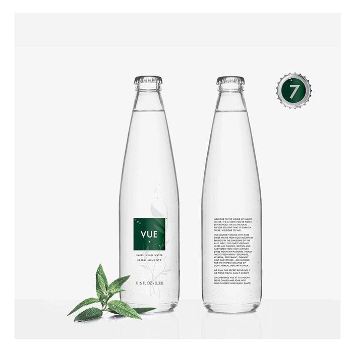 Luxurious Aqua Branding