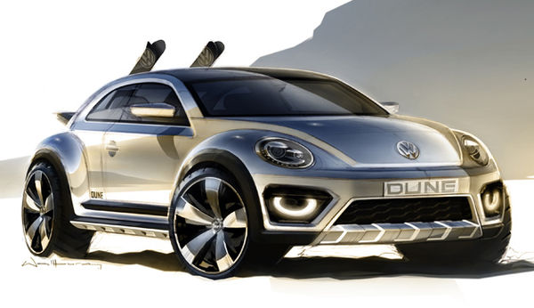Desert-Ready Mini Cars