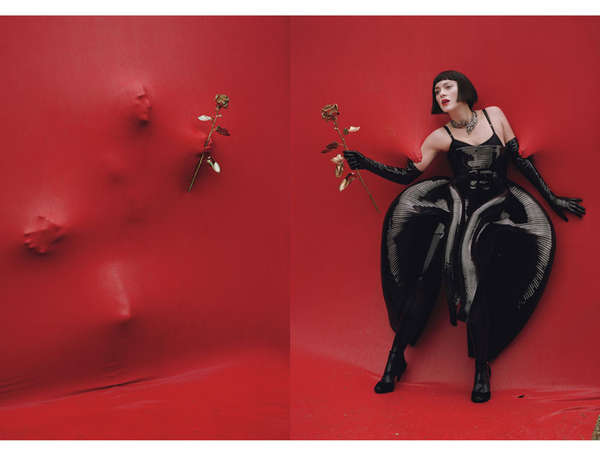 Surreal Holiday-Inspired Photoshoots