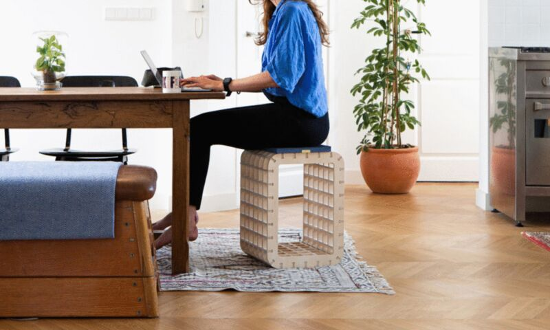 Multi-Position WFH Chairs