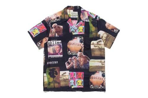 Boldly Printed Hawaiian Shirts