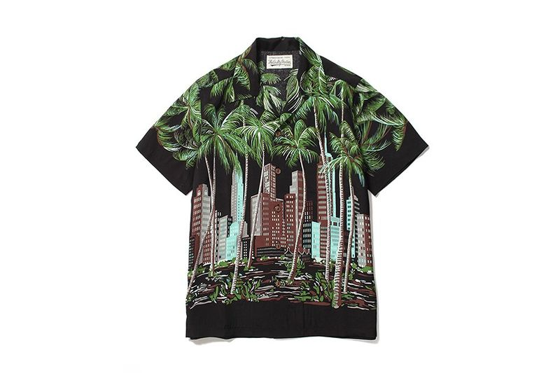 City-Centric Hawaiian Shirts