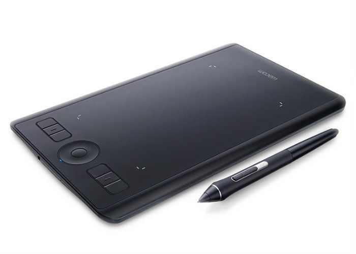 Digital Professional Drawing Tablets : Wacom Intuos Pro Small
