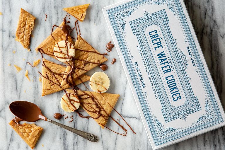 Crepe-Inspired Cookies