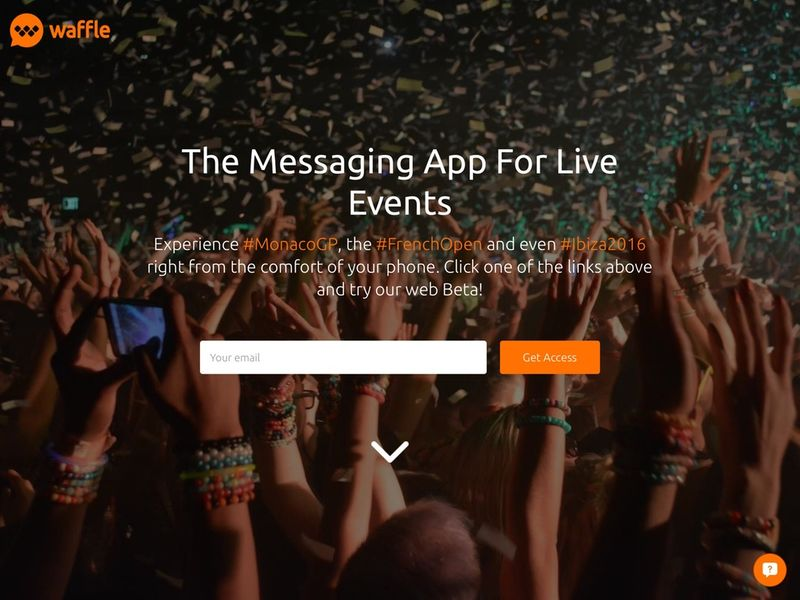 Event-Sharing Messengers