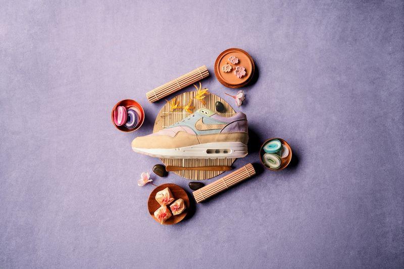 Japanese Dessert-Inspired Sneakers
