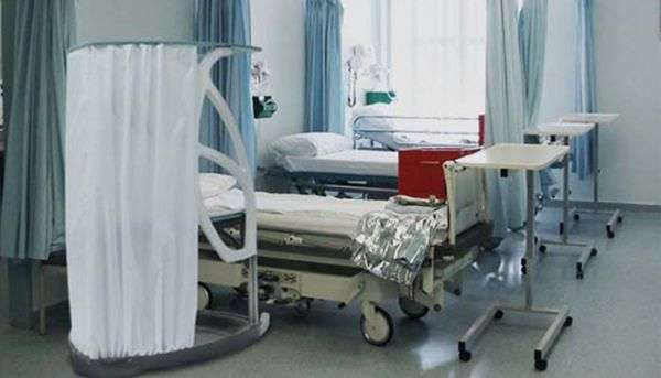 Semi-Portable Hospital Showers