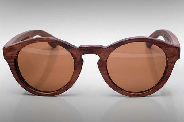 Chic Wooden Shades