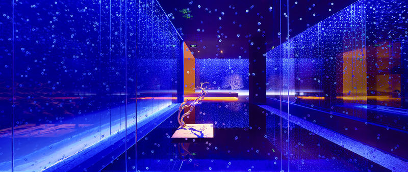 Multi-Sensory Japanese Restaurants