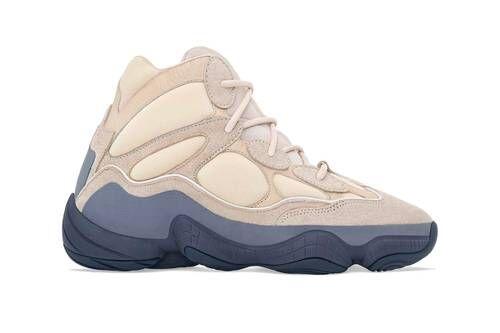 Neoprene High-Cut Sneakers