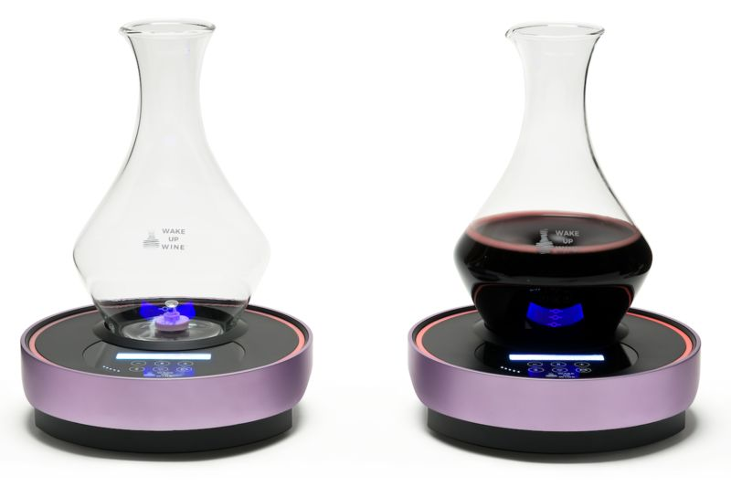 Electronic Wine Decanters