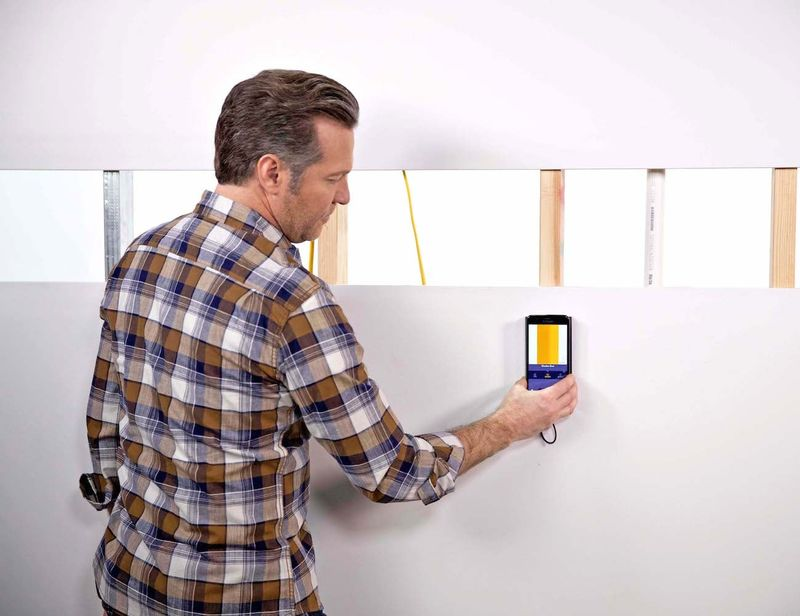 Home Improvement Wall Scanners