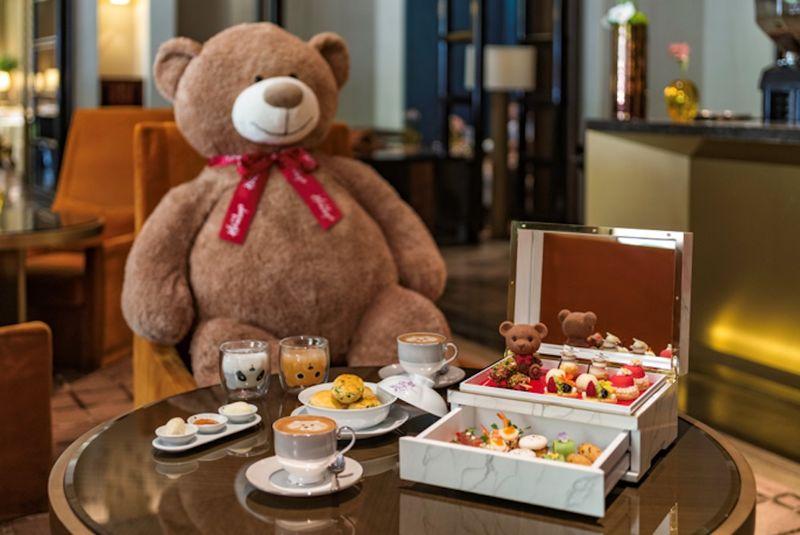 Comforting Hotel Tea Experiences
