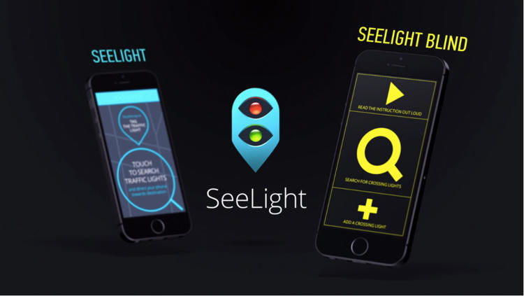 Audible Traffic Light Apps