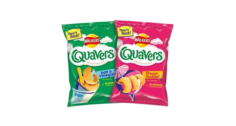 Revived 90s Snack Chips