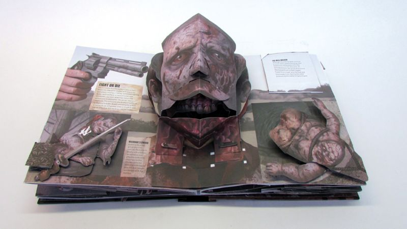 Zombie Pop-Up Books
