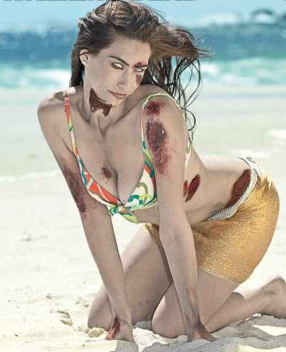 Bikini-Clad Zombie Calendars