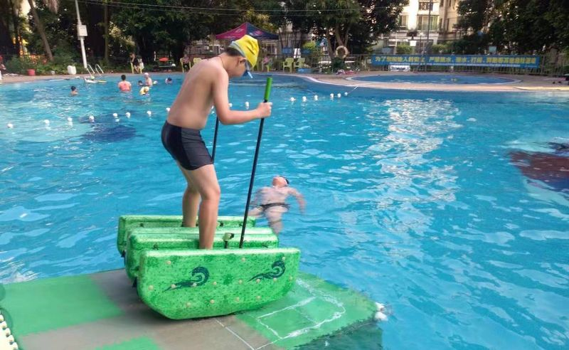 Buoyant Water-Walking Systems