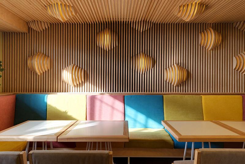 Pastry-Inspired Lightning : wall lamp
