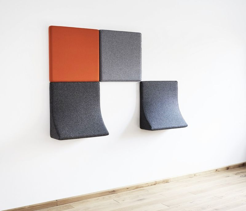 Wall-Mounted Seating Solutions