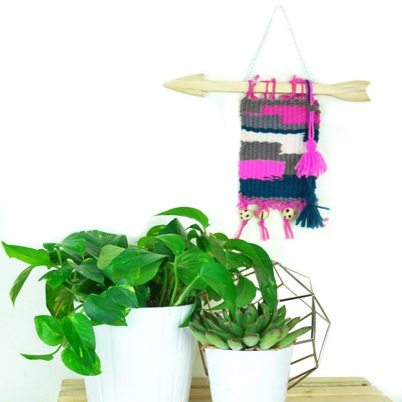 Children's Wall Weaving Kits