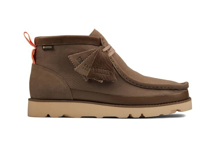 Outdoor-Ready Weatherized Moccasins