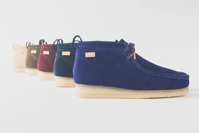 Fur-Lined Suede Footwear