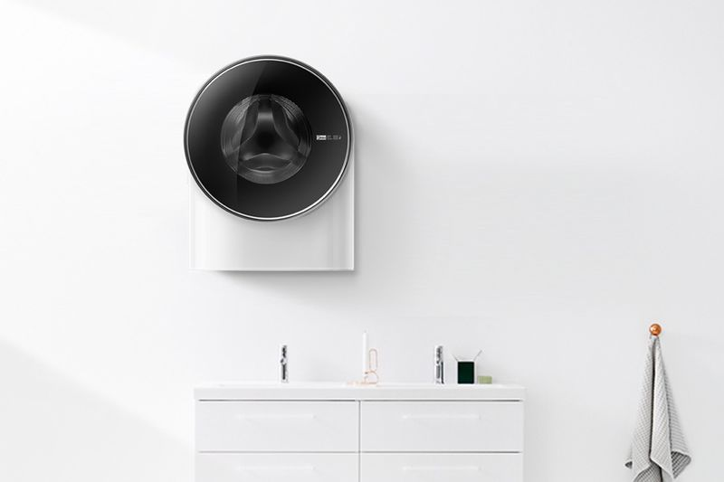 Wall-Mounted Washing Machines
