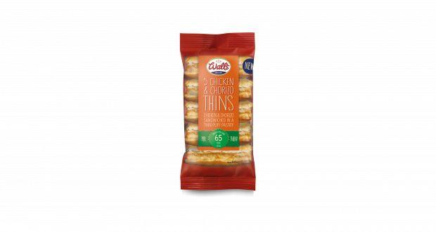 Chorizo-Infused Chicken Pastries