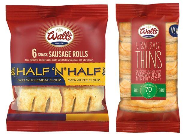 Health-Focused Sausage Rolls